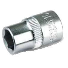 "Головка торцевая 1/2"" 09 мм 6-гранная"