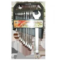 Набор комбинированных ключей 8 пр   (8,9,10,12,13,14,17,19 мм)