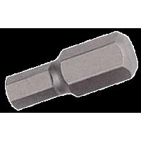 Бита 10 мм Hex H 6.0x30 мм S2 уп/20 штук