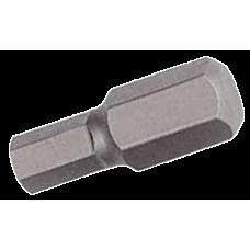 Бита 10 мм Hex H 8.0x30 мм S2 уп/20 штук