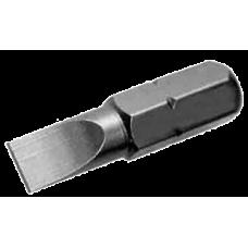 Бита 1/4 SL 1,2 x 6,5 x 25 мм S2 уп/20 штук